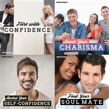 Save money! This bundle contains the Rocket Your Self-Confidence session!