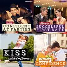 Save money! This bundle contains the Dating Confidence session!