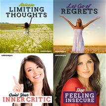 Save money! This bundle contains the Quiet Your Inner Critic session!