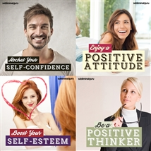 Save money! This bundle contains the Be a Positive Thinker session!