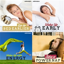 Save money! This bundle contains the Take a Power Nap session!