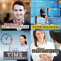 Save money! This bundle contains the Be a Successful Entrepreneur session!