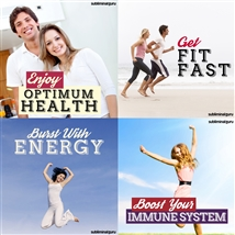 Save money! This bundle contains the Get Fit Fast session!