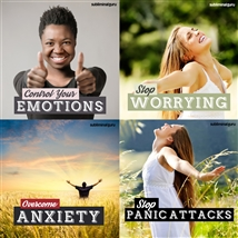 Save money! This bundle contains the Overcome Anxiety session!