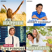 Save money! This bundle contains the Attract Happiness session!