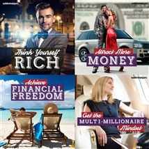 Save money! This bundle contains the Achieve Financial Freedom session!