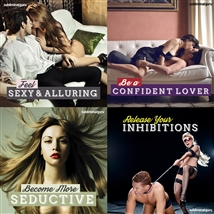 Save money! This bundle contains the Be a Confident Lover session!