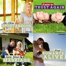 Save money! This bundle contains the Save Your Marriage session!