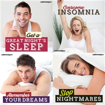 Save money! This bundle contains the Stop Nightmares session!
