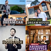 Save money! This bundle contains the Attract Your Dream Car session!