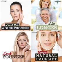 Save money! This bundle contains the Look Younger session!